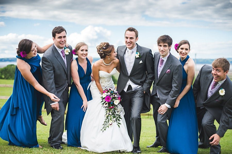 Wedding Photography at Ocean View Windmill Gower, Glamorgan | Photographers Swansea, Wales 178