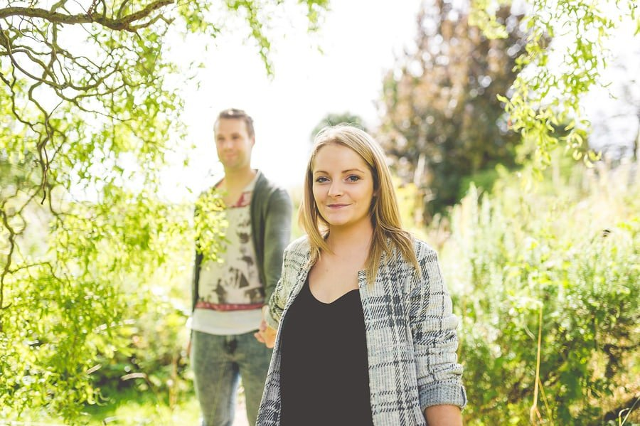 Rachael and Andy's Pre-Wedding Photography @ Lyde Court in Herefordshire, West Midlands 13