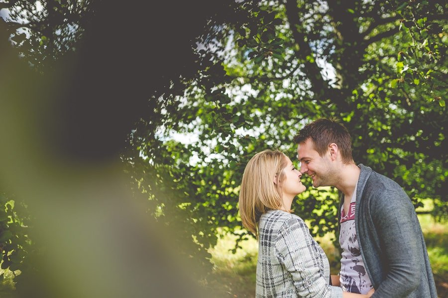 Rachael and Andy's Pre-Wedding Photography @ Lyde Court in Herefordshire, West Midlands 2