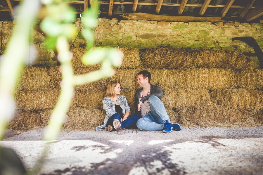 Rachael and Andy's Pre-Wedding Photography @ Lyde Court in Herefordshire, West Midlands 20