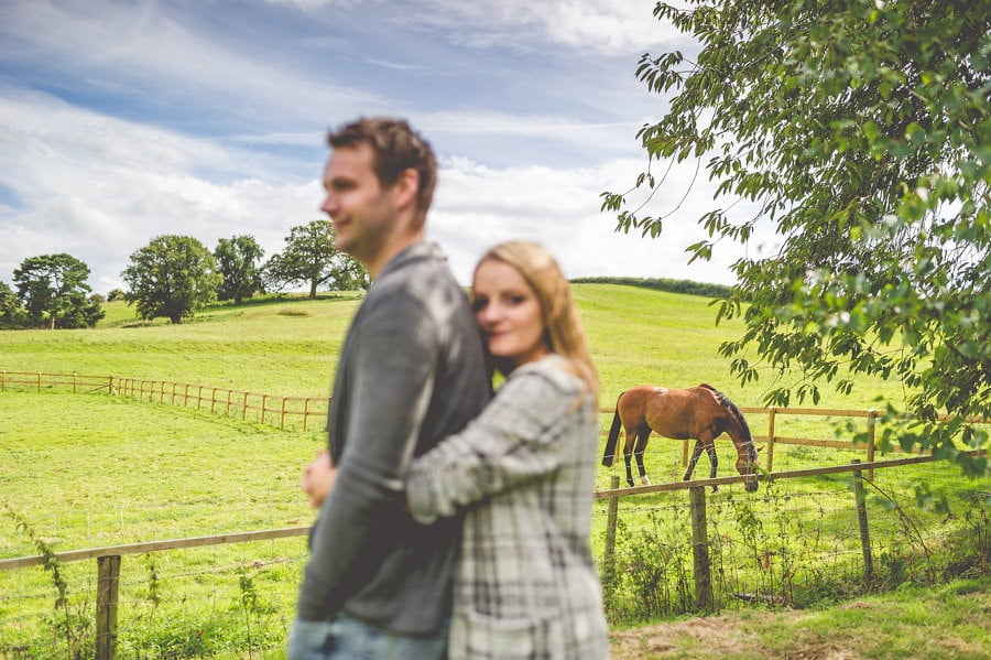Rachael and Andy's Pre-Wedding Photography @ Lyde Court in Herefordshire, West Midlands 3