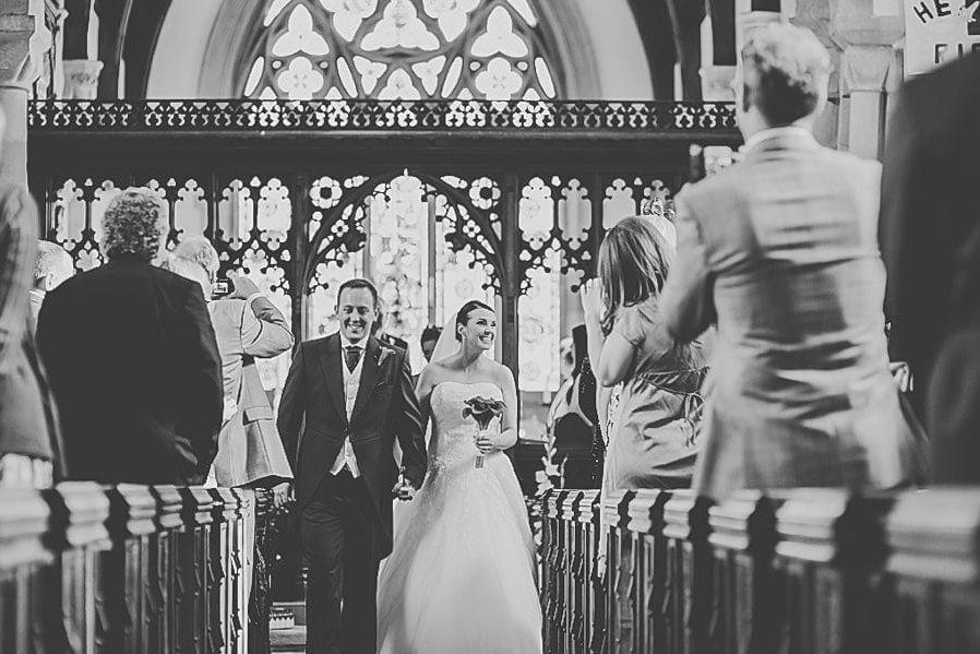 Hilton Puckrup Hall Wedding in Tewkesbury, Gloucestershire| Dawn & Leslie 45