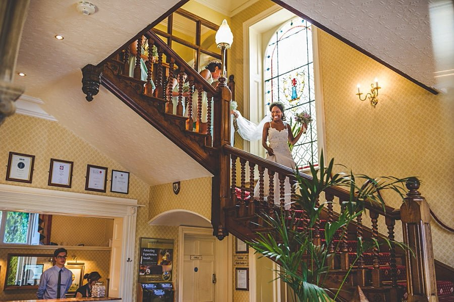 0289 - The Chase Hotel Wedding Photography in Ross On Wye, Herefordshire – Paula & Jason