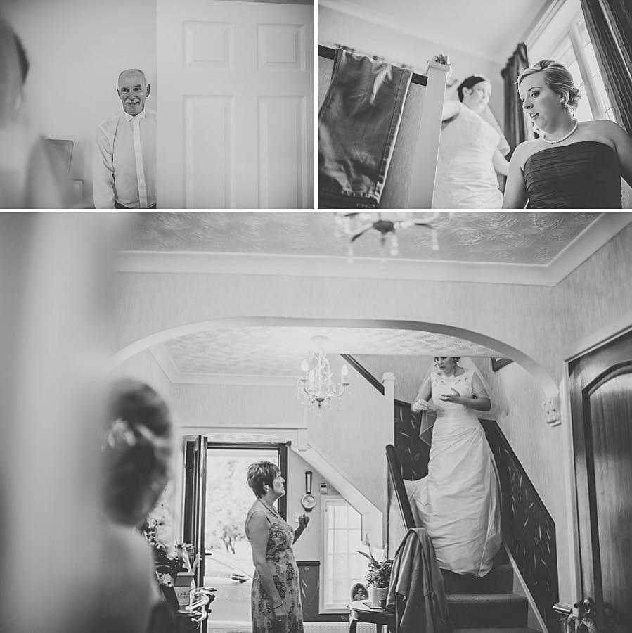 0210 - Wedding Photography @ The Emlyn Arms in Newcastle Emlyn - Catrin + Gavin