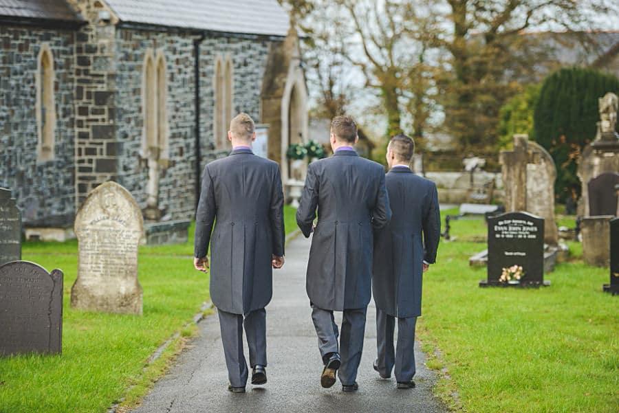 0225 - Wedding Photography @ The Emlyn Arms in Newcastle Emlyn - Catrin + Gavin