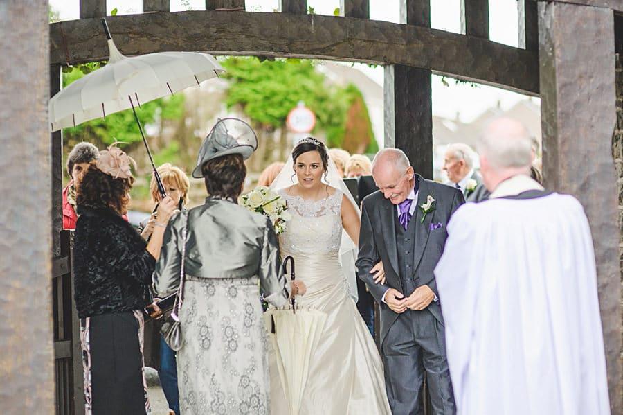 0282 - Wedding Photography @ The Emlyn Arms in Newcastle Emlyn - Catrin + Gavin