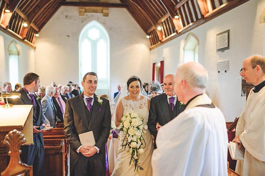 0299 - Wedding Photography @ The Emlyn Arms in Newcastle Emlyn - Catrin + Gavin