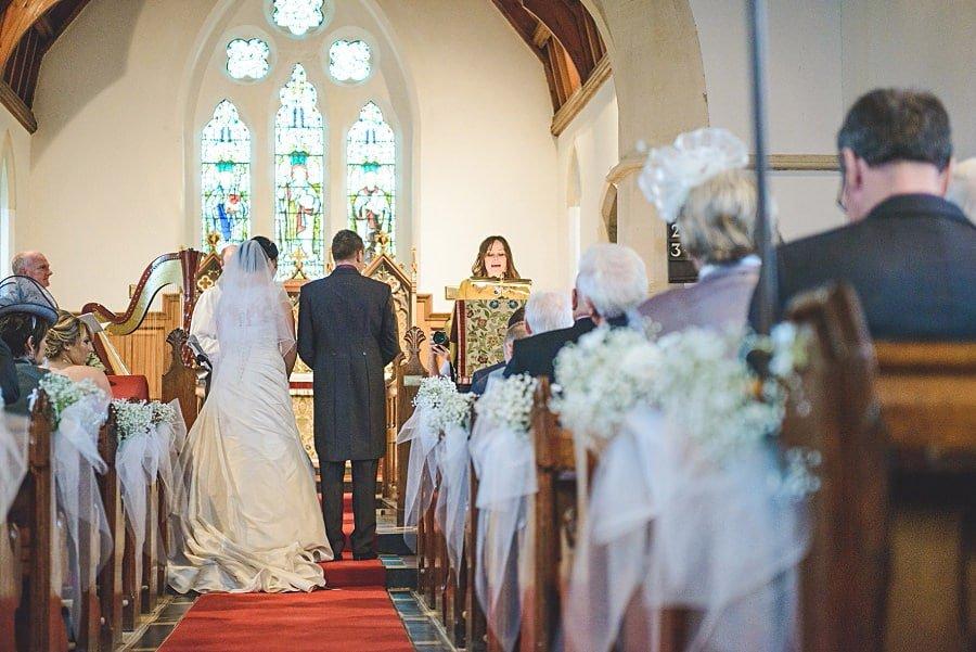 0314 - Wedding Photography @ The Emlyn Arms in Newcastle Emlyn - Catrin + Gavin