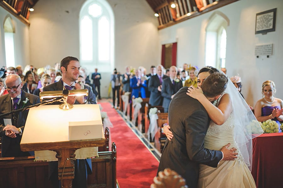 0367 - Wedding Photography @ The Emlyn Arms in Newcastle Emlyn - Catrin + Gavin