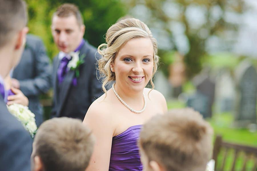 0391 - Wedding Photography @ The Emlyn Arms in Newcastle Emlyn - Catrin + Gavin