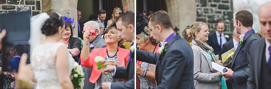 0405 - Wedding Photography @ The Emlyn Arms in Newcastle Emlyn - Catrin + Gavin