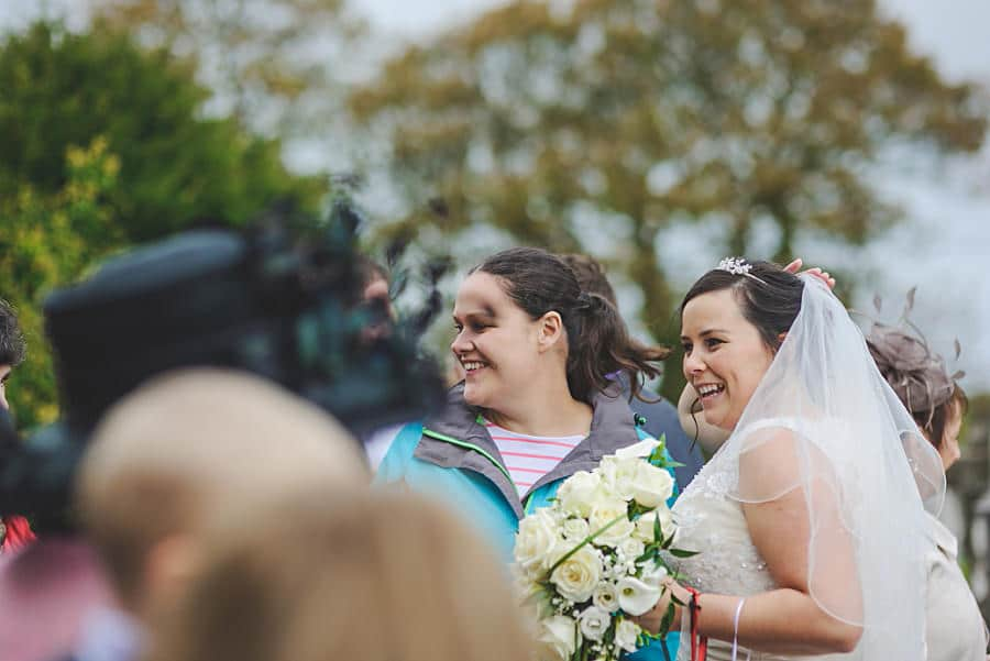 0417 - Wedding Photography @ The Emlyn Arms in Newcastle Emlyn - Catrin + Gavin