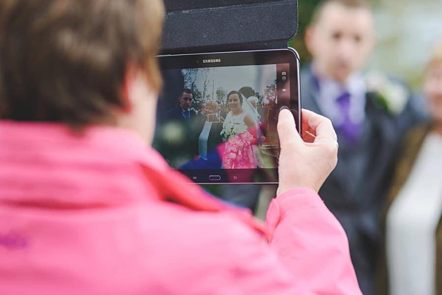 0418 - Wedding Photography @ The Emlyn Arms in Newcastle Emlyn - Catrin + Gavin