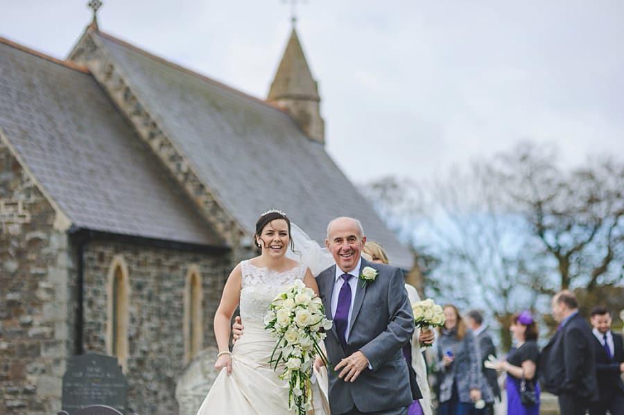 0451 - Wedding Photography @ The Emlyn Arms in Newcastle Emlyn - Catrin + Gavin