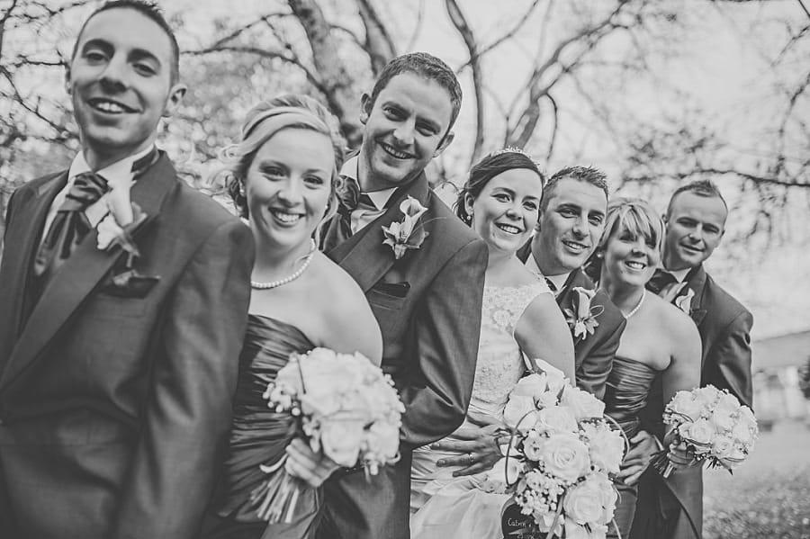 0541 - Wedding Photography @ The Emlyn Arms in Newcastle Emlyn - Catrin + Gavin