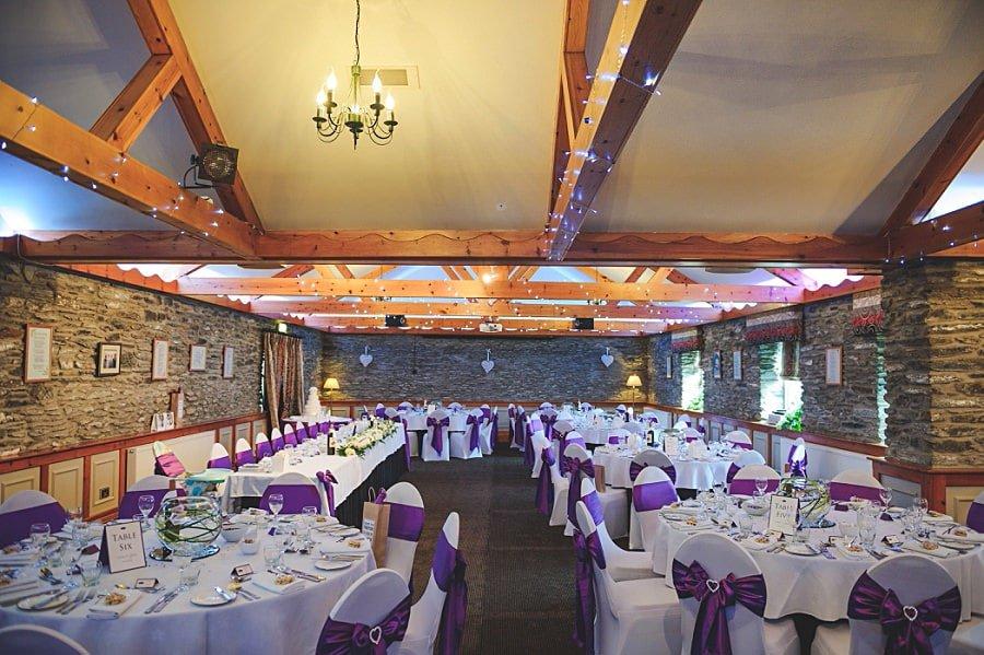 0657 - Wedding Photography @ The Emlyn Arms in Newcastle Emlyn - Catrin + Gavin