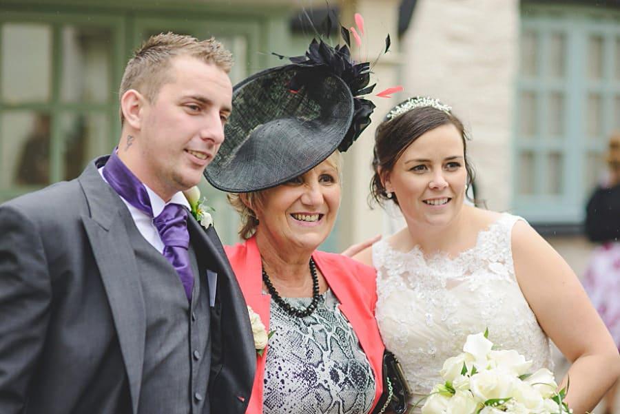 0704 - Wedding Photography @ The Emlyn Arms in Newcastle Emlyn - Catrin + Gavin