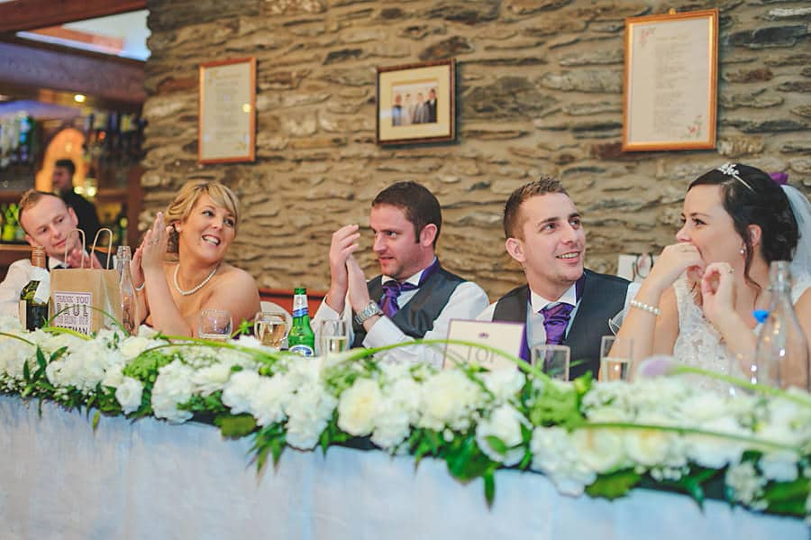 0749 - Wedding Photography @ The Emlyn Arms in Newcastle Emlyn - Catrin + Gavin