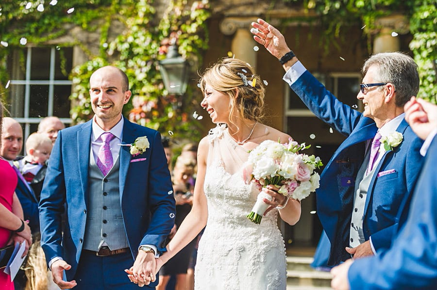 0483 - The Bishopstrow Hotel Wedding in Warminster, Wiltshire | Joanna + Rob