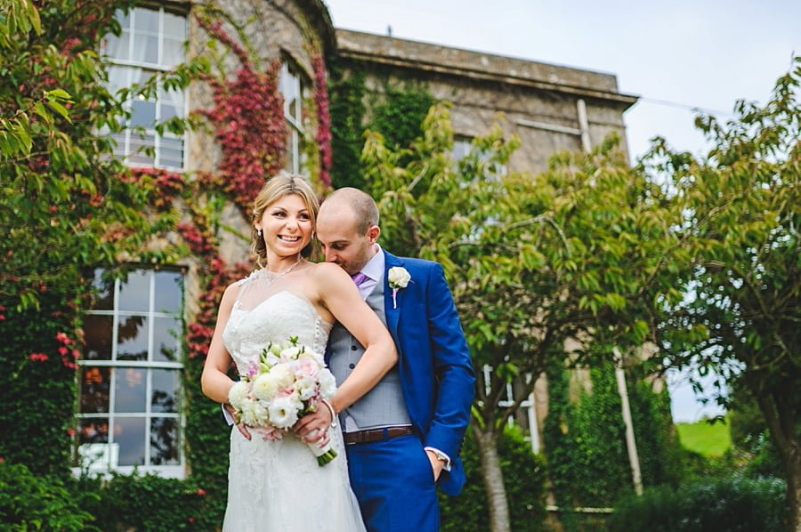 0778b - The Bishopstrow Hotel Wedding in Warminster, Wiltshire | Joanna + Rob