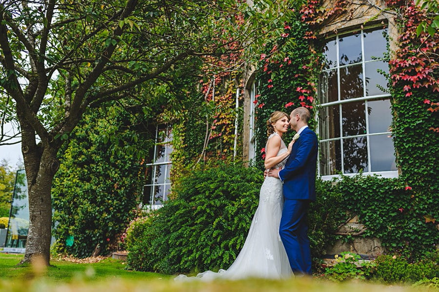0800 - The Bishopstrow Hotel Wedding in Warminster, Wiltshire | Joanna + Rob