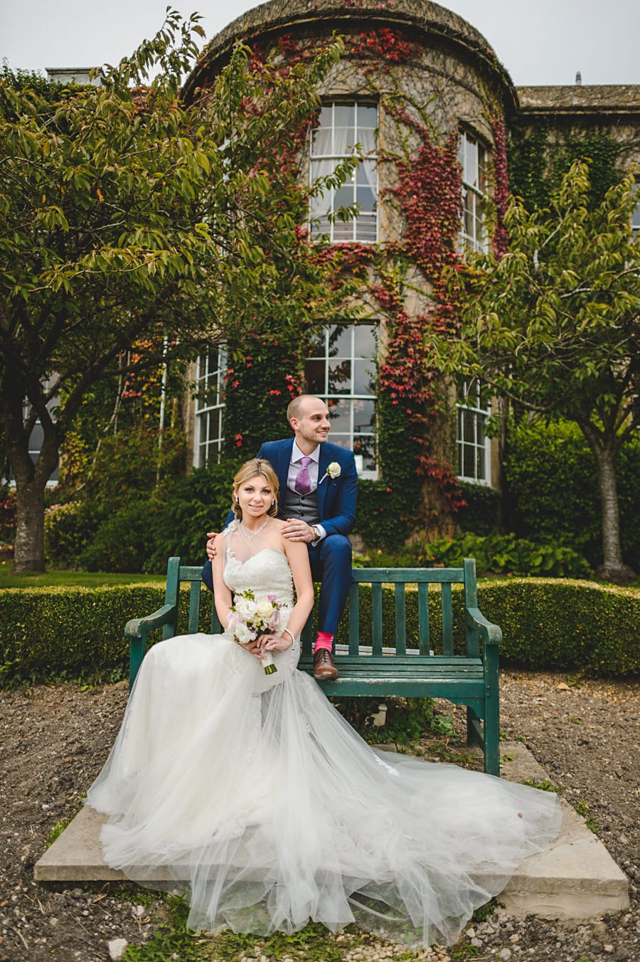 0805 - The Bishopstrow Hotel Wedding in Warminster, Wiltshire | Joanna + Rob