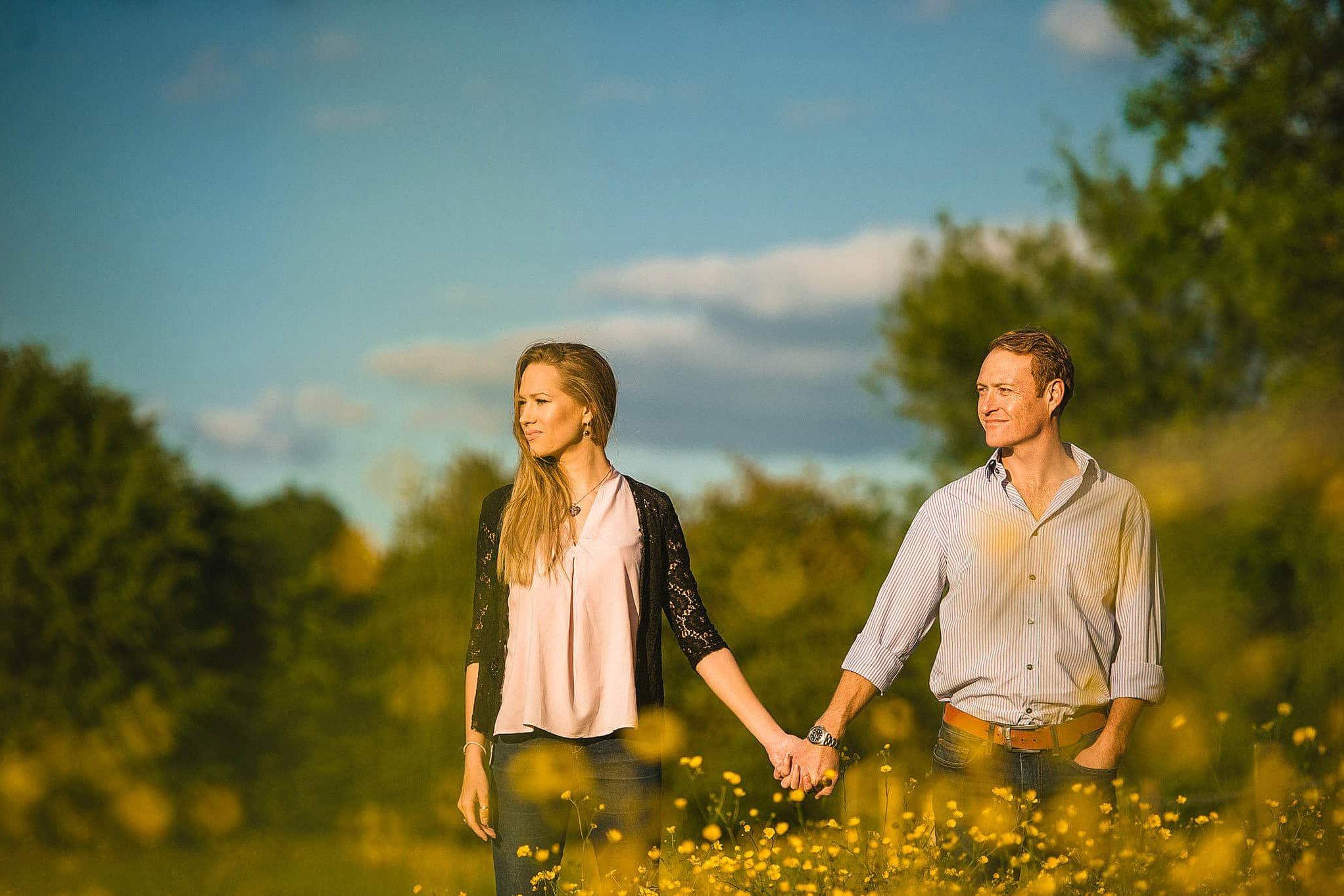 Hannah + Angus engagement | Hereford Wedding Photographer 43