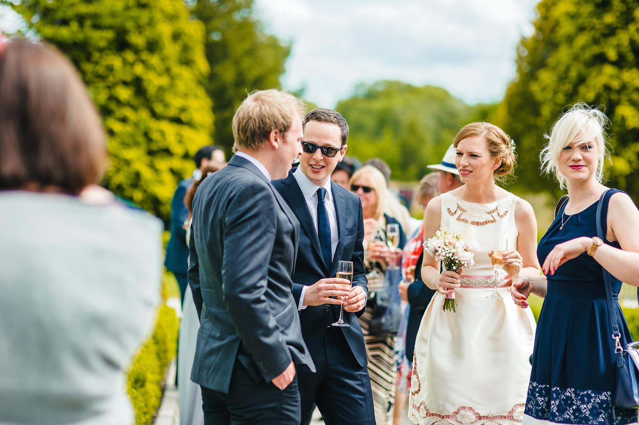 Lemore Manor Wedding Photographer | Hannah and Angus 79