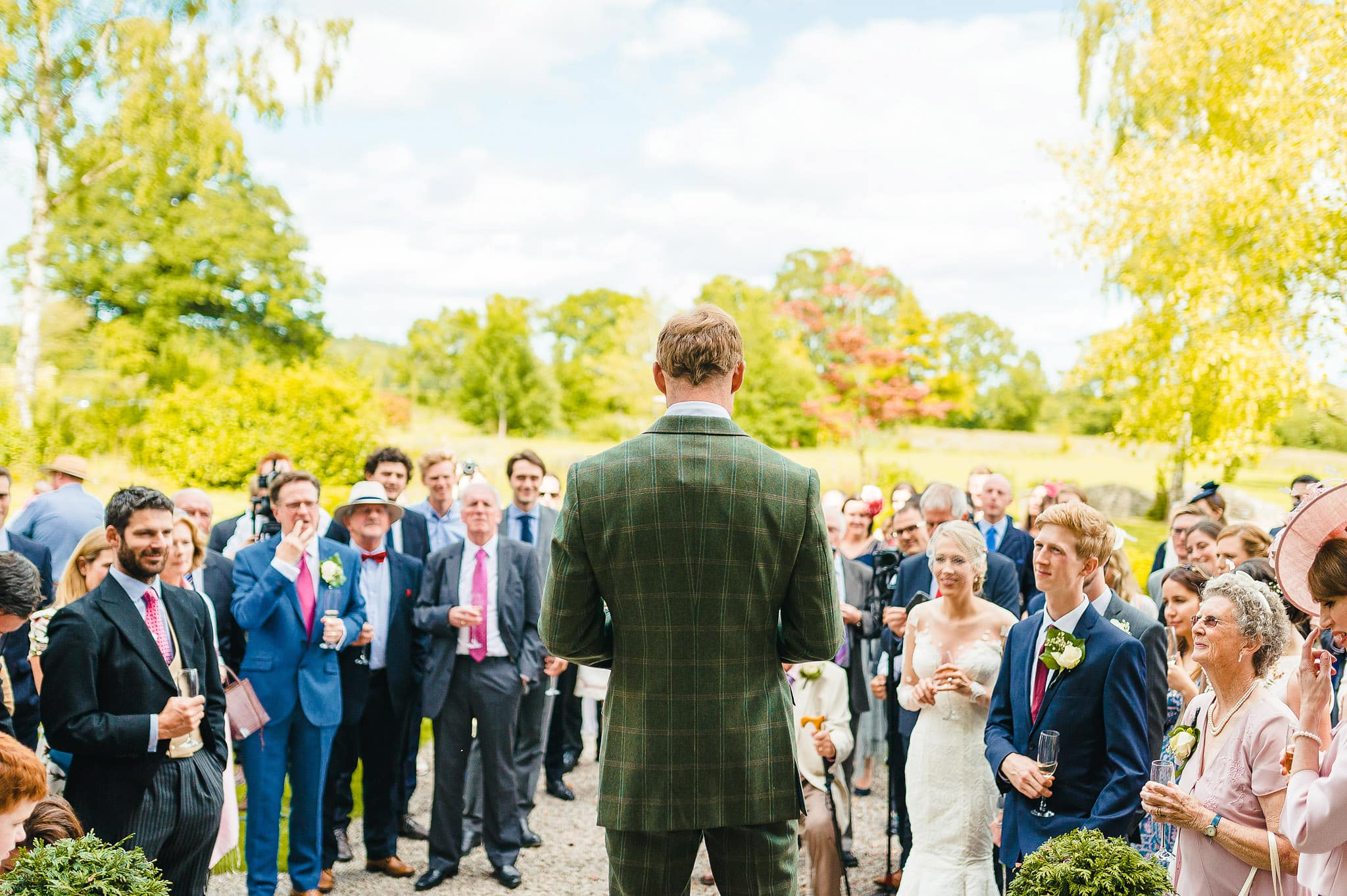 Lemore Manor Wedding Photographer | Hannah and Angus 40