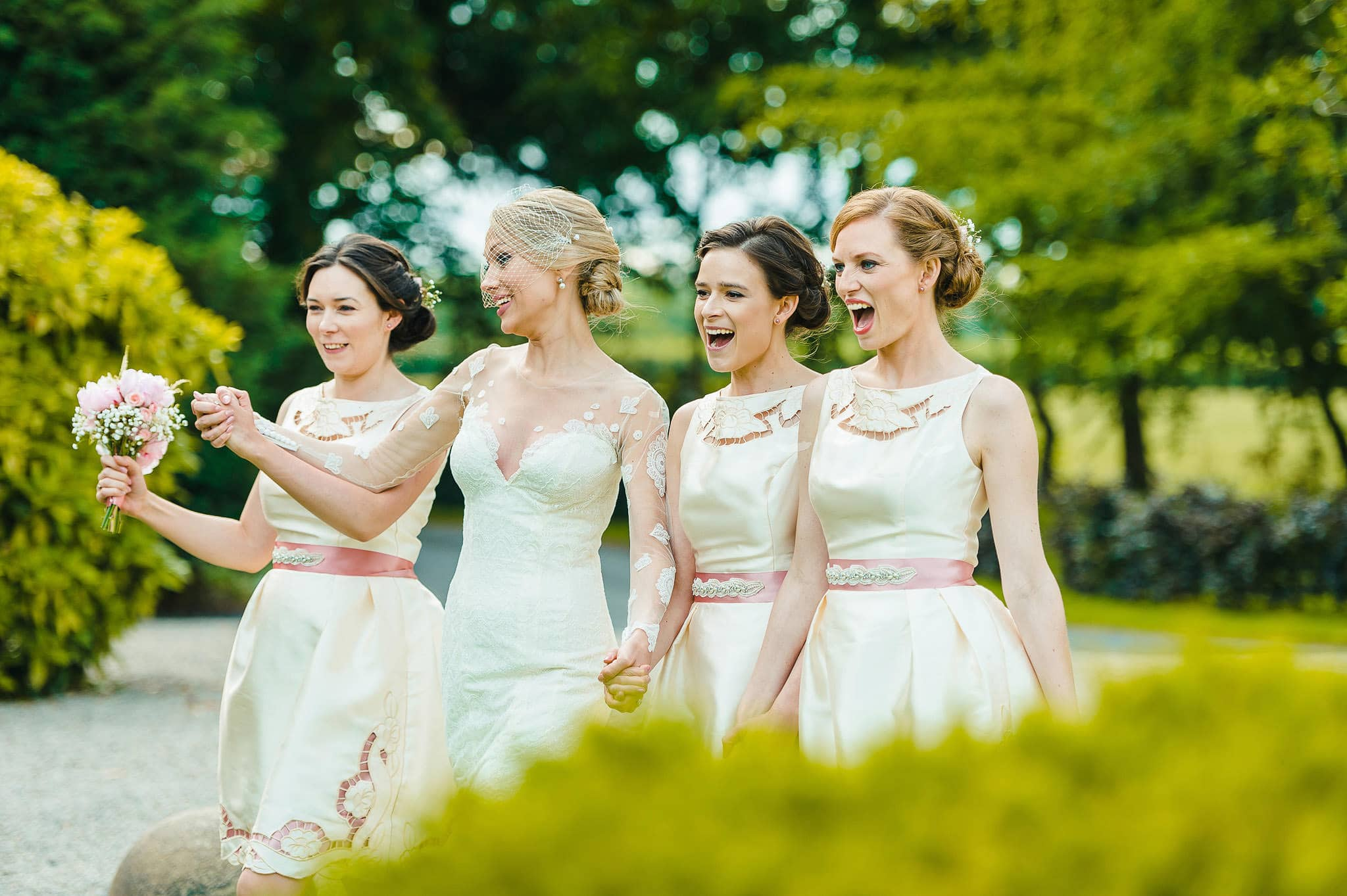 Lemore Manor Wedding Photographer | Hannah and Angus 74
