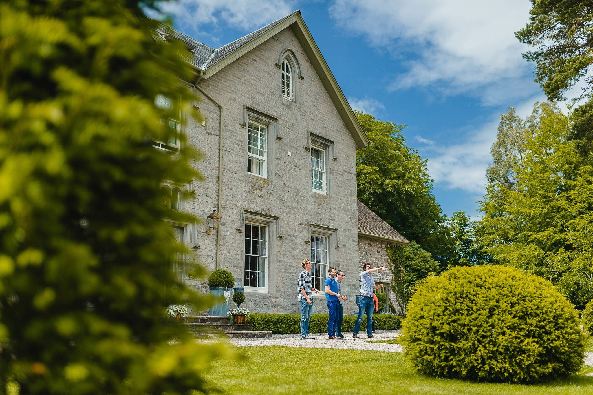 Lemore Manor Wedding Photographer | Hannah and Angus 1