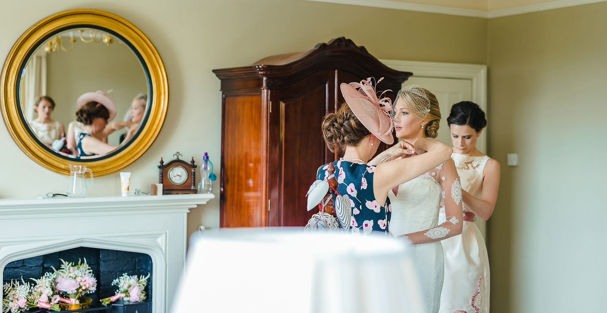 Lemore Manor Wedding Photographer | Hannah and Angus 13