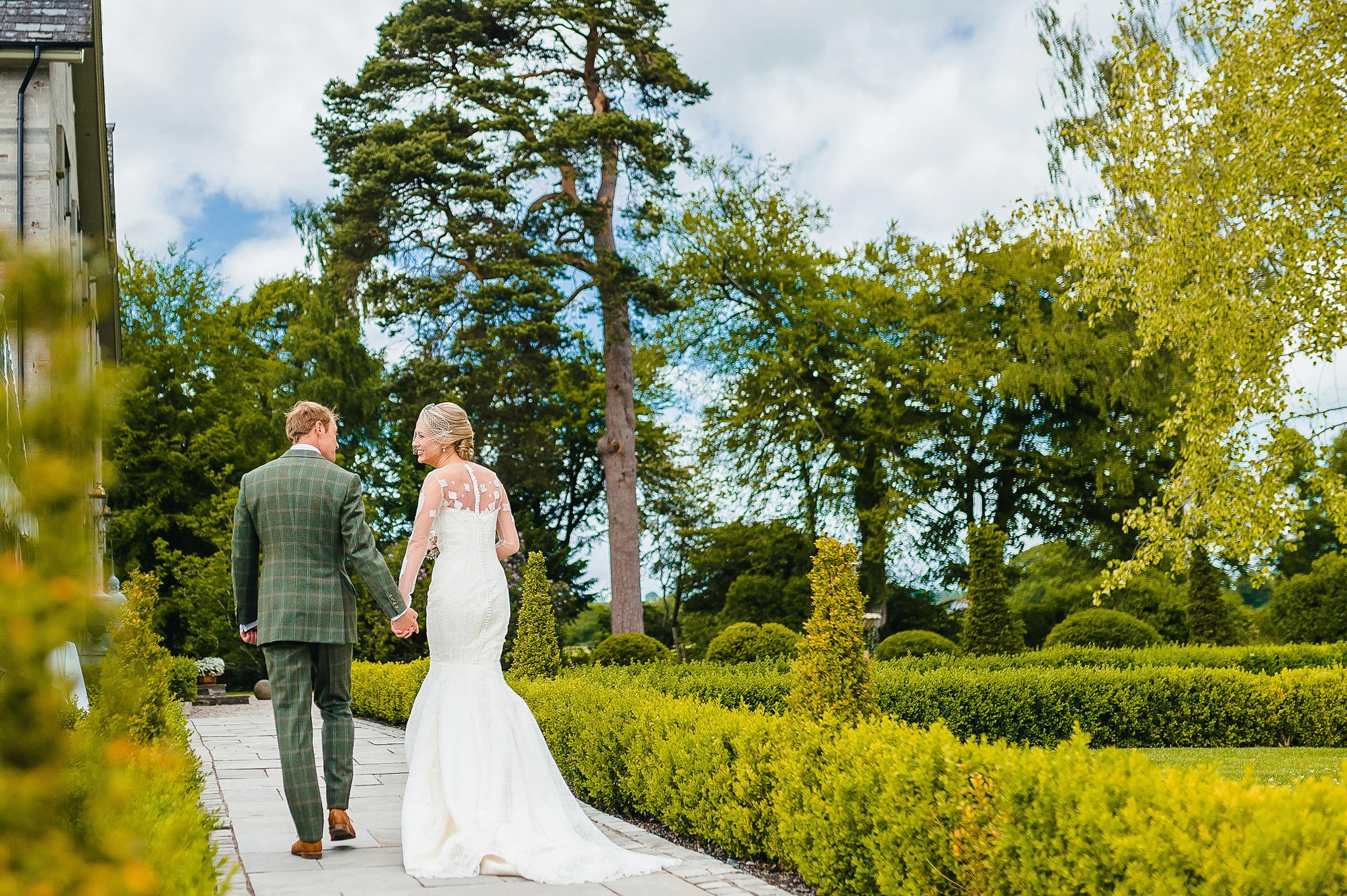 Lemore Manor Wedding Photographer | Hannah and Angus 34