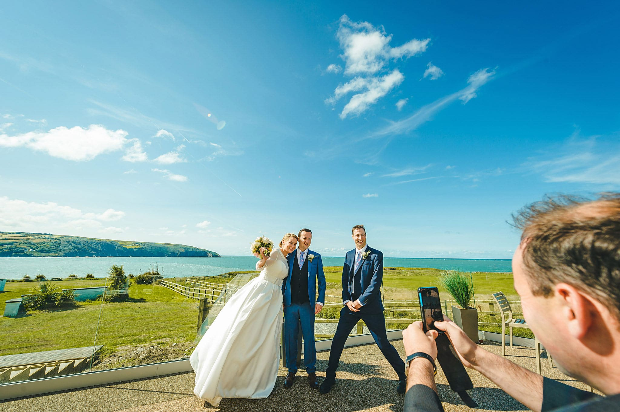 wedding-photography-at-the-cliff-hotel-cardigan (55)