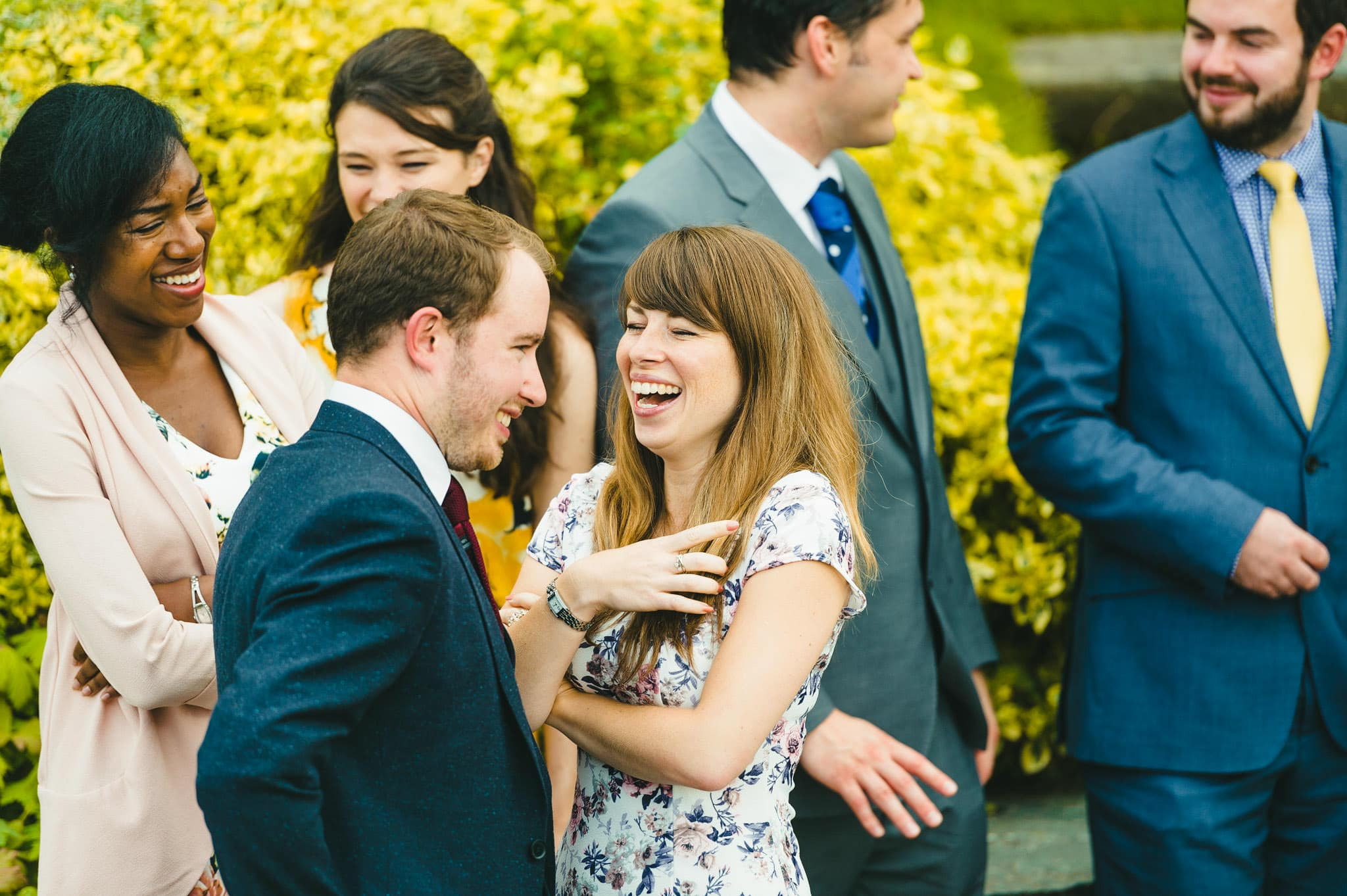 Wedding photography at Y Talbot Hotel in Tregaron, Wales | Tina + Phil 55