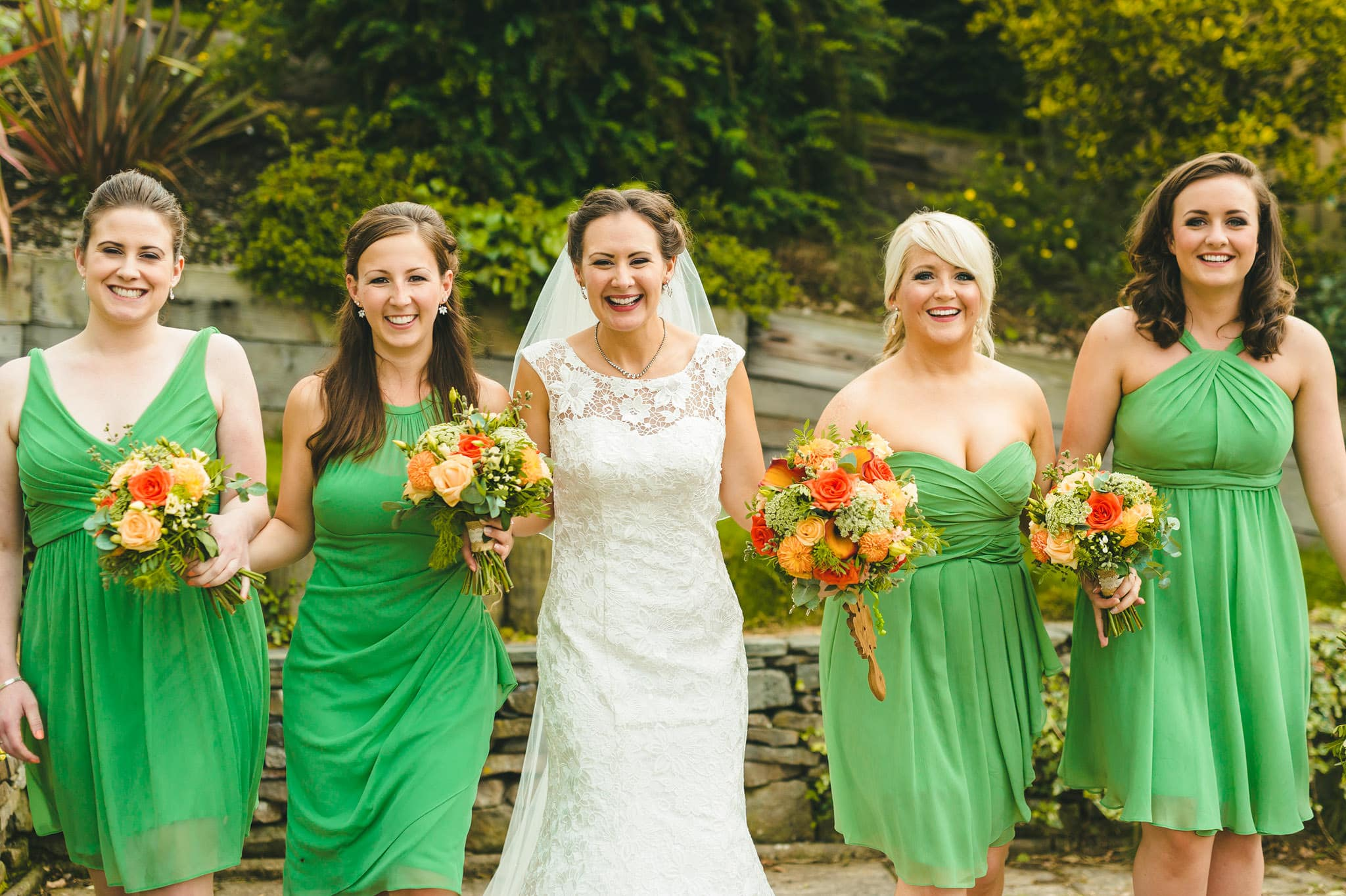 Wedding photography at Y Talbot Hotel in Tregaron, Wales | Tina + Phil 57