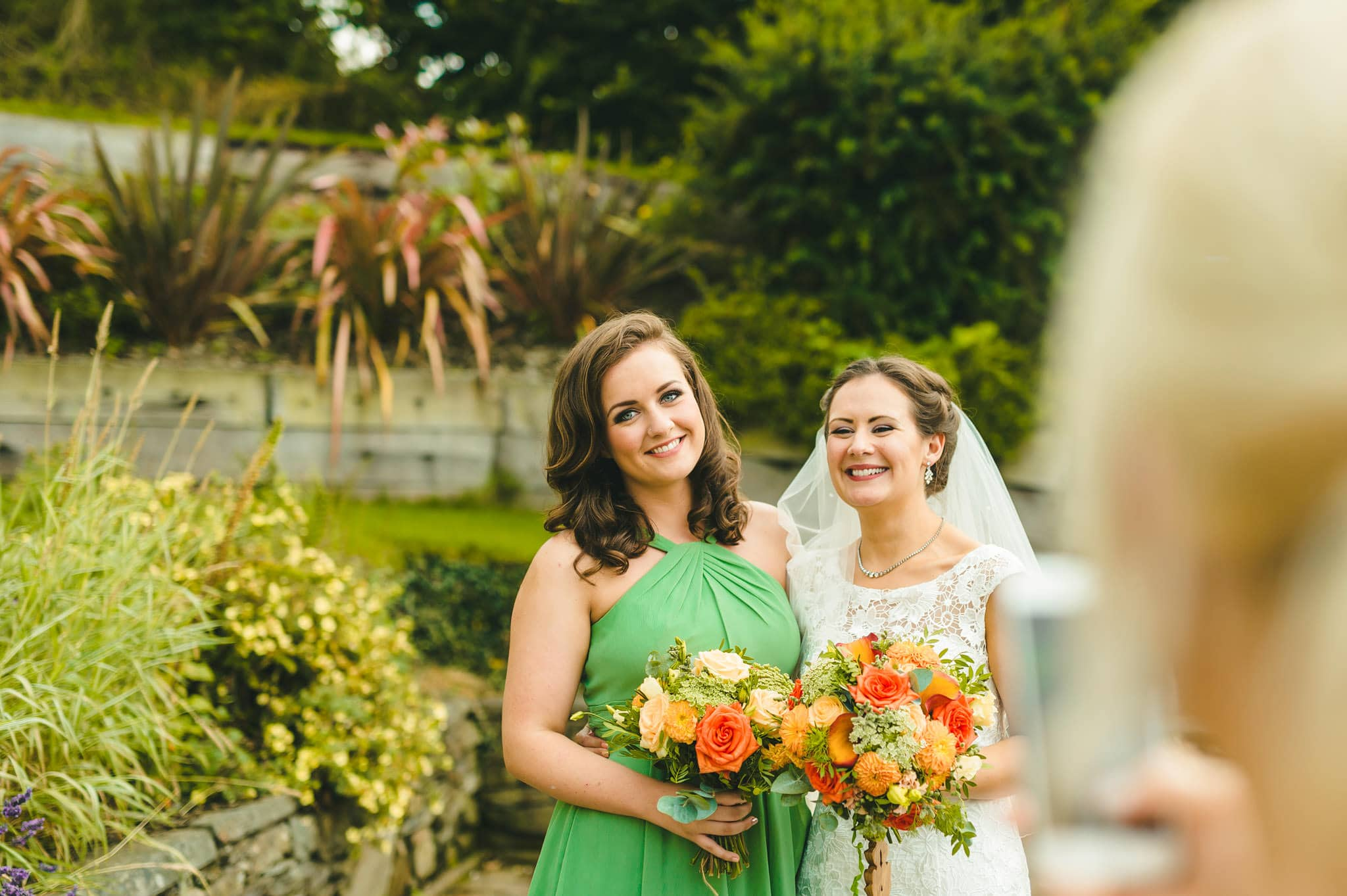 Wedding photography at Y Talbot Hotel in Tregaron, Wales | Tina + Phil 58