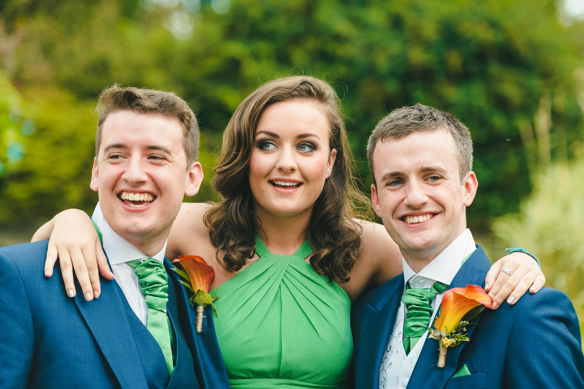 Wedding photography at Y Talbot Hotel in Tregaron, Wales | Tina + Phil 59