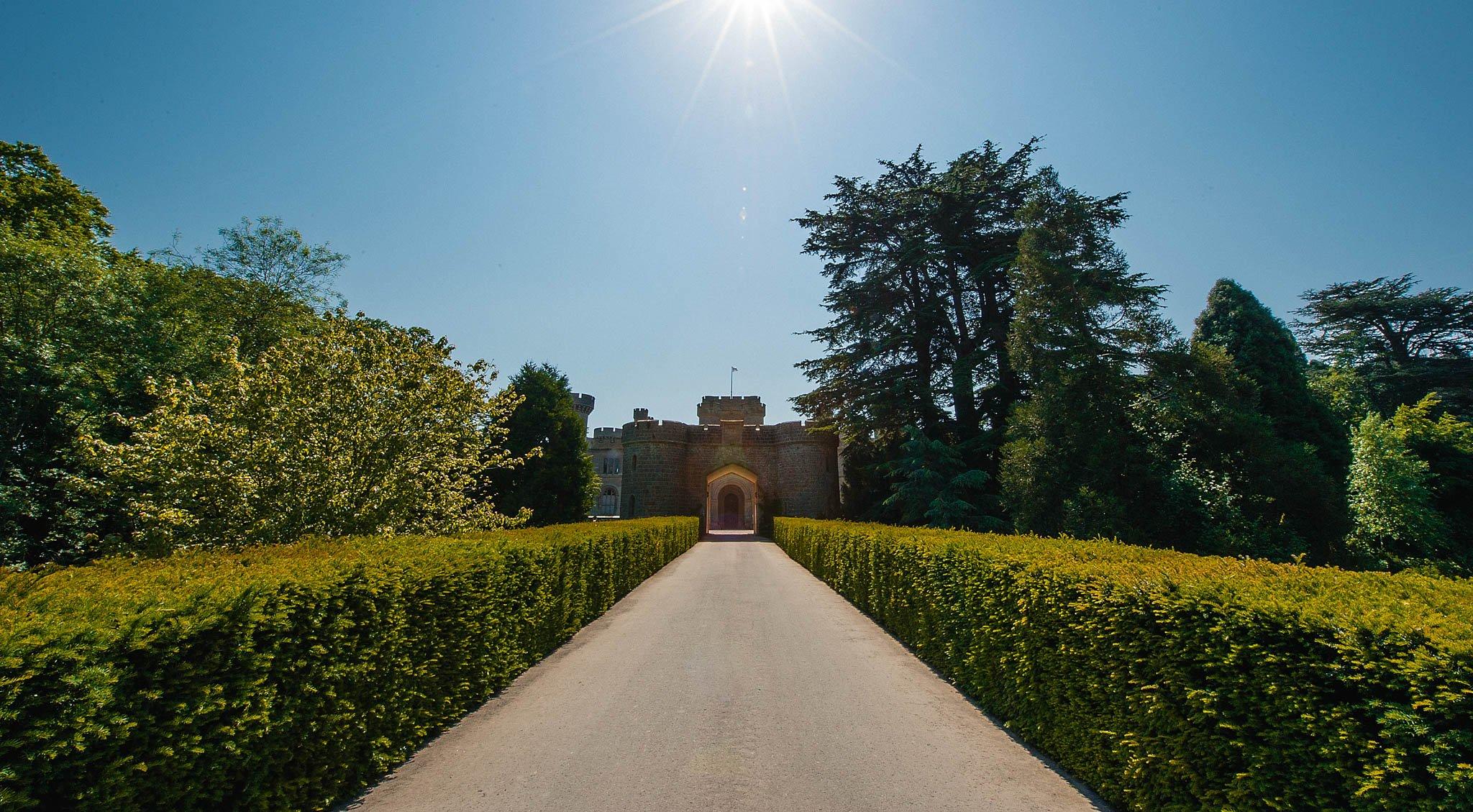 eastnor-castle-wedding