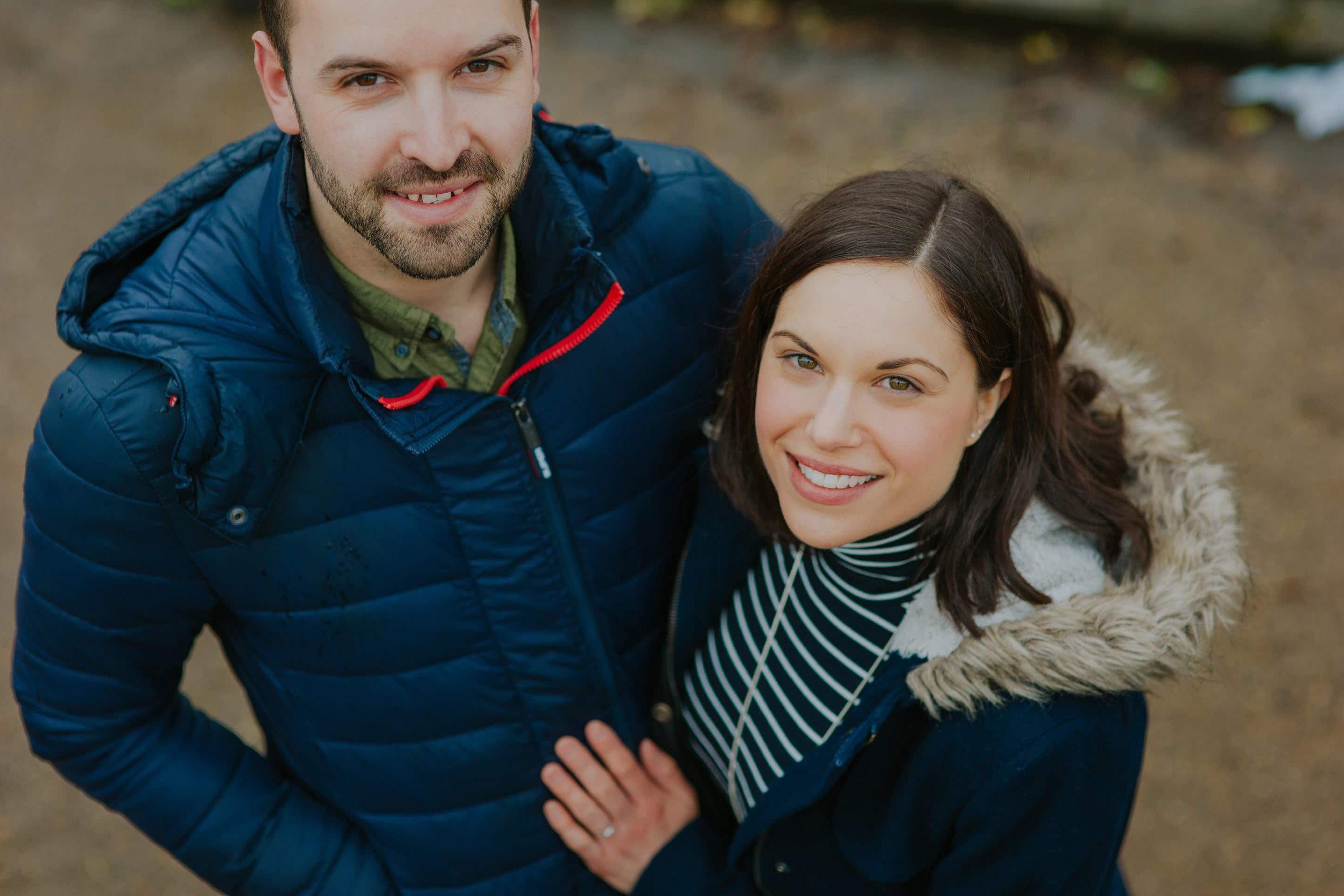 Lauren + Gareth | Engagement session in Worcestershire, West Midlands 37