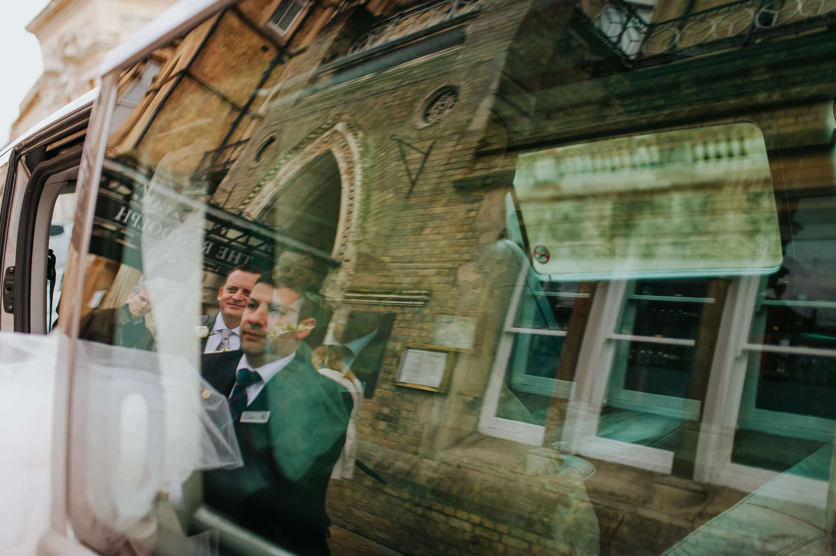 Tommie + Virginia | Wedding at Magdalen College in Oxford 1