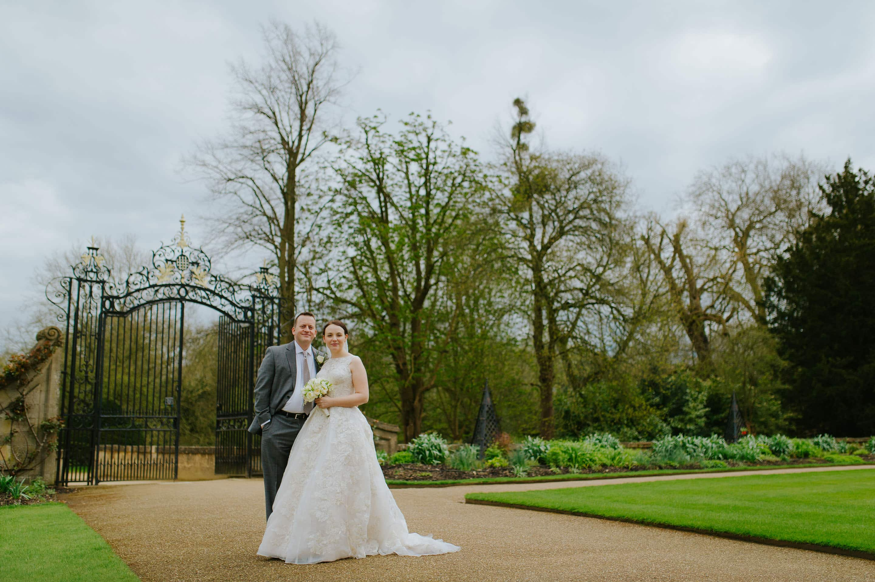 Tommie + Virginia | Wedding at Magdalen College in Oxford 25