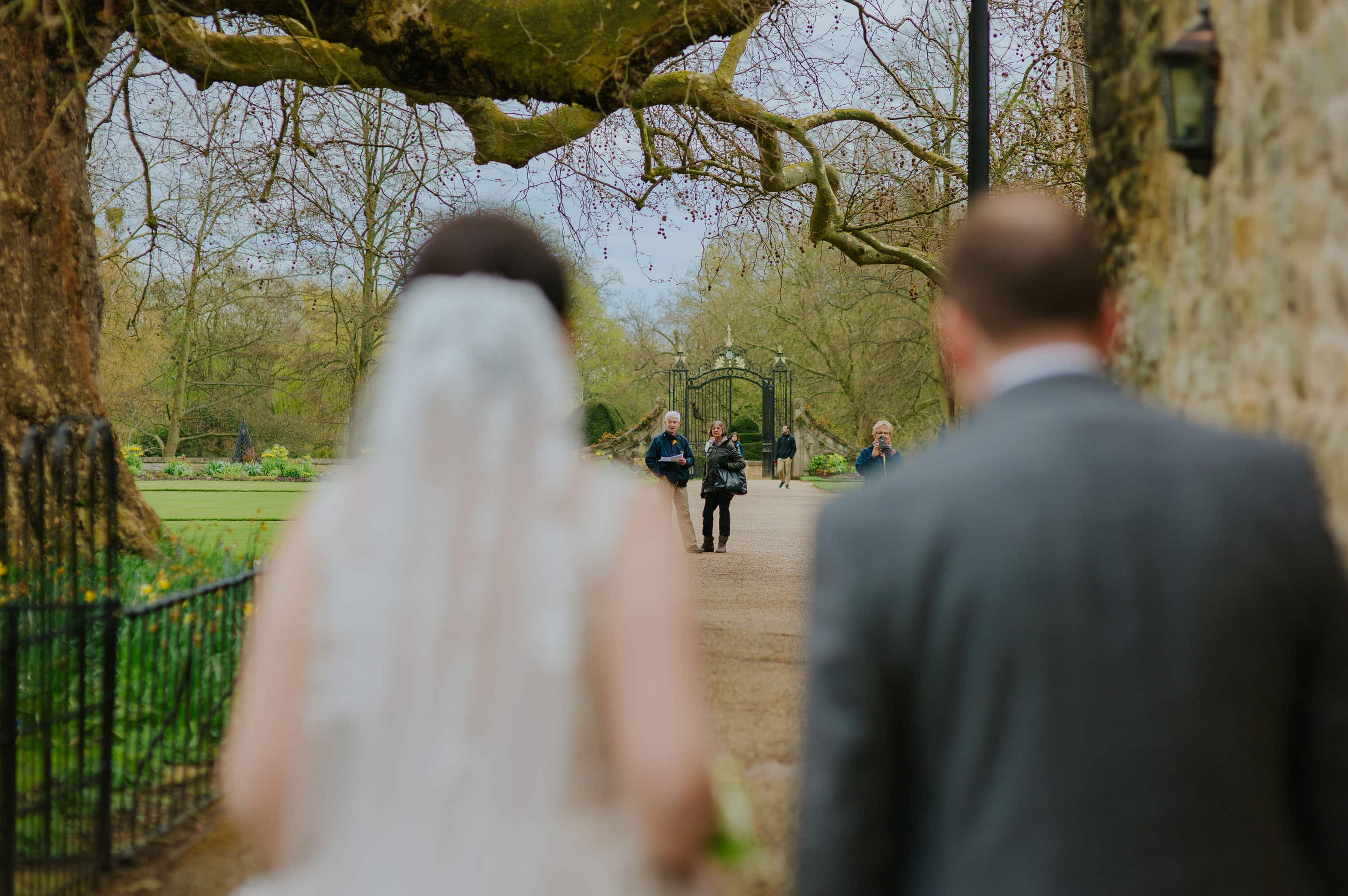 Tommie + Virginia | Wedding at Magdalen College in Oxford 4