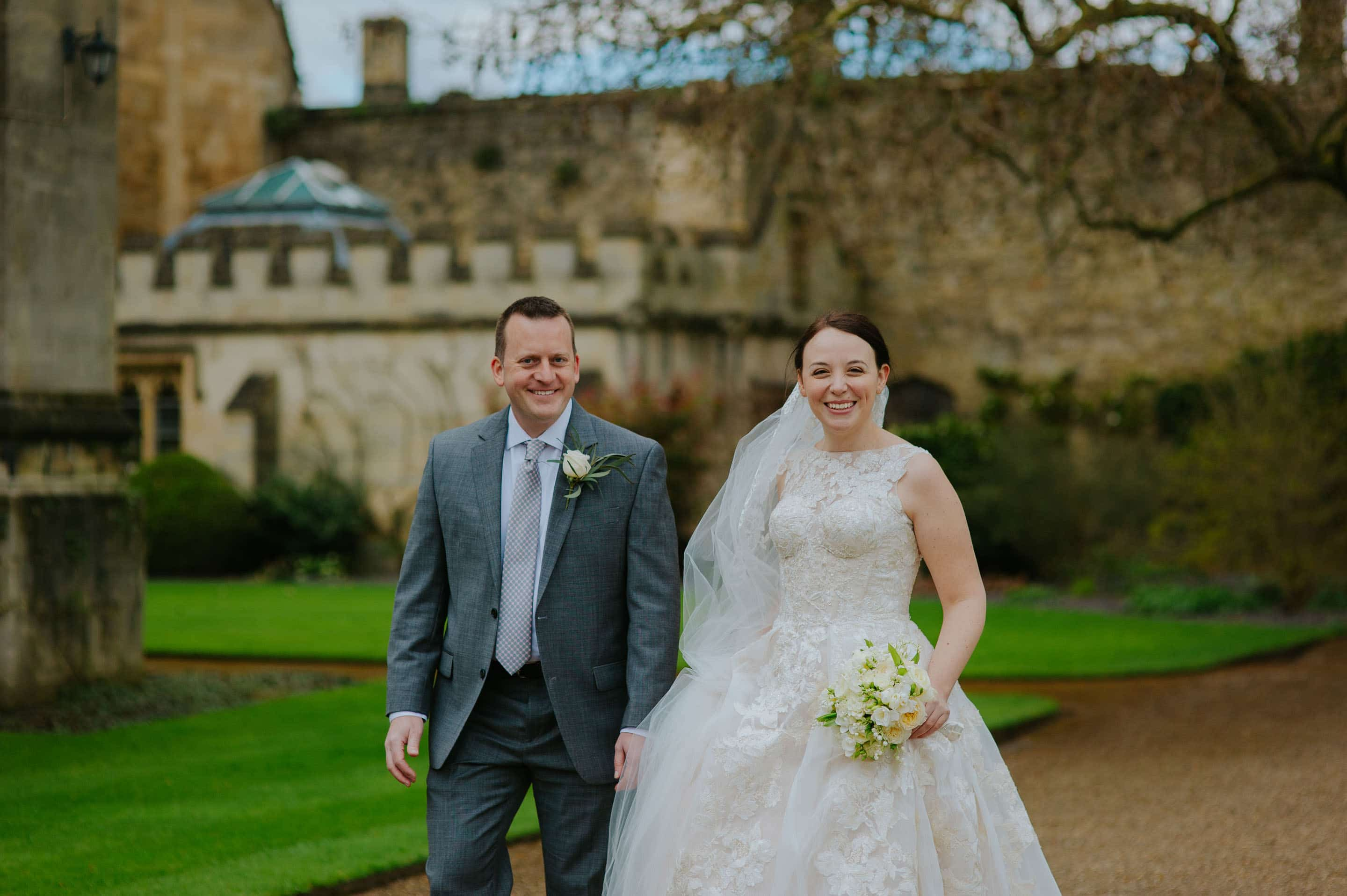 Tommie + Virginia | Wedding at Magdalen College in Oxford 5
