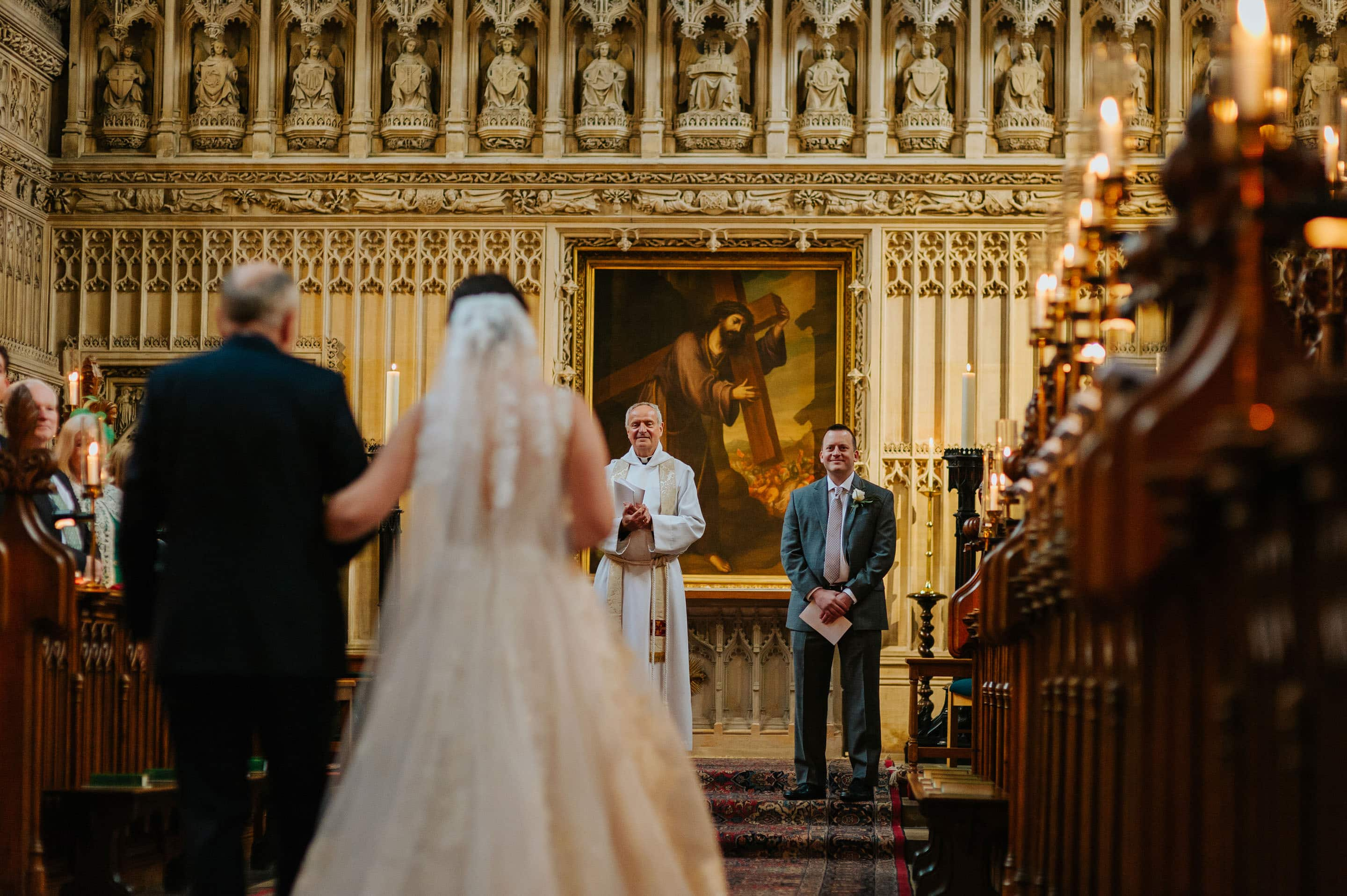 wedding at magdalen college in oxford 21 - Tommie + Virginia | Wedding at Magdalen College in Oxford