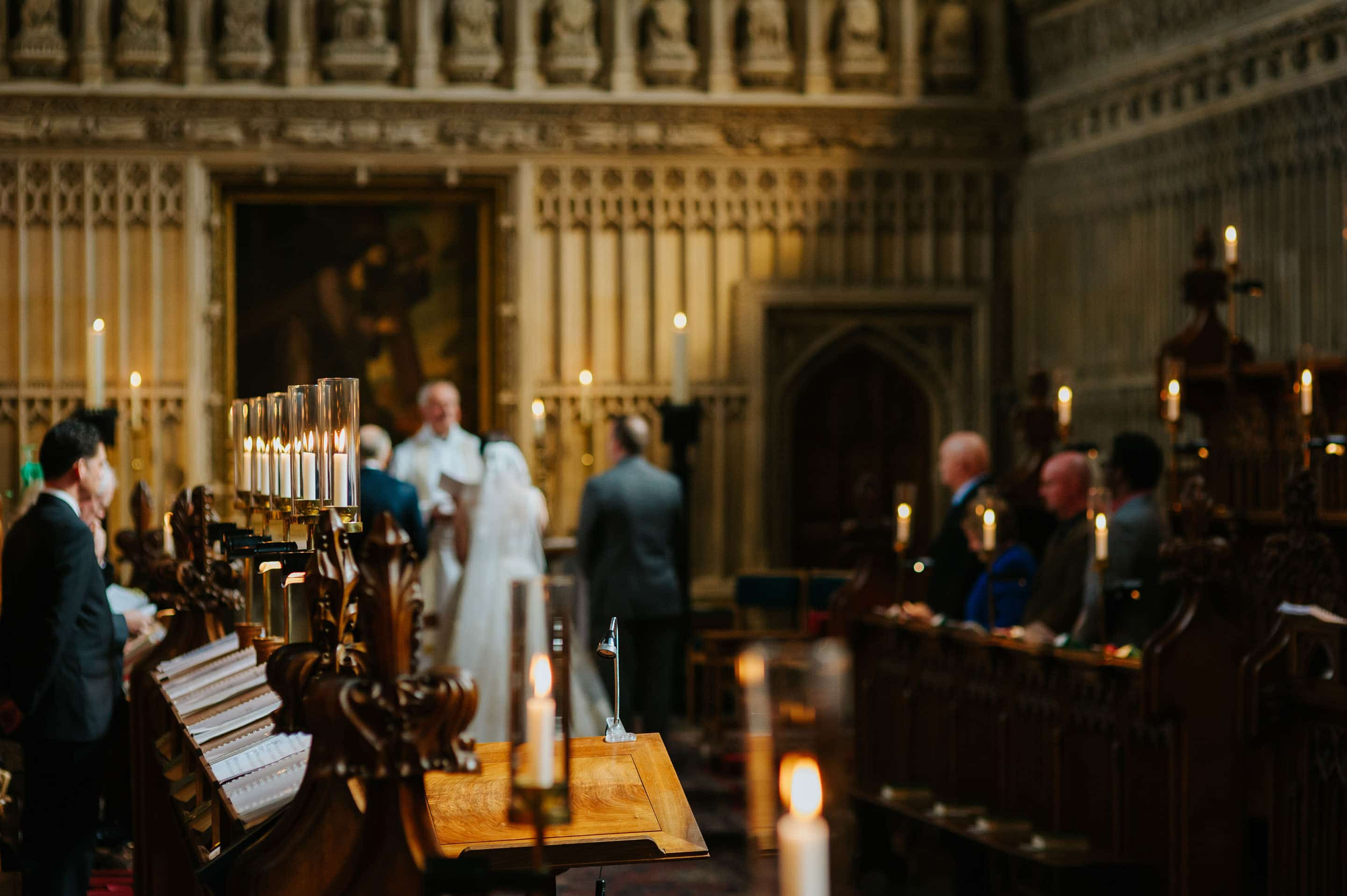 Tommie + Virginia | Wedding at Magdalen College in Oxford 13