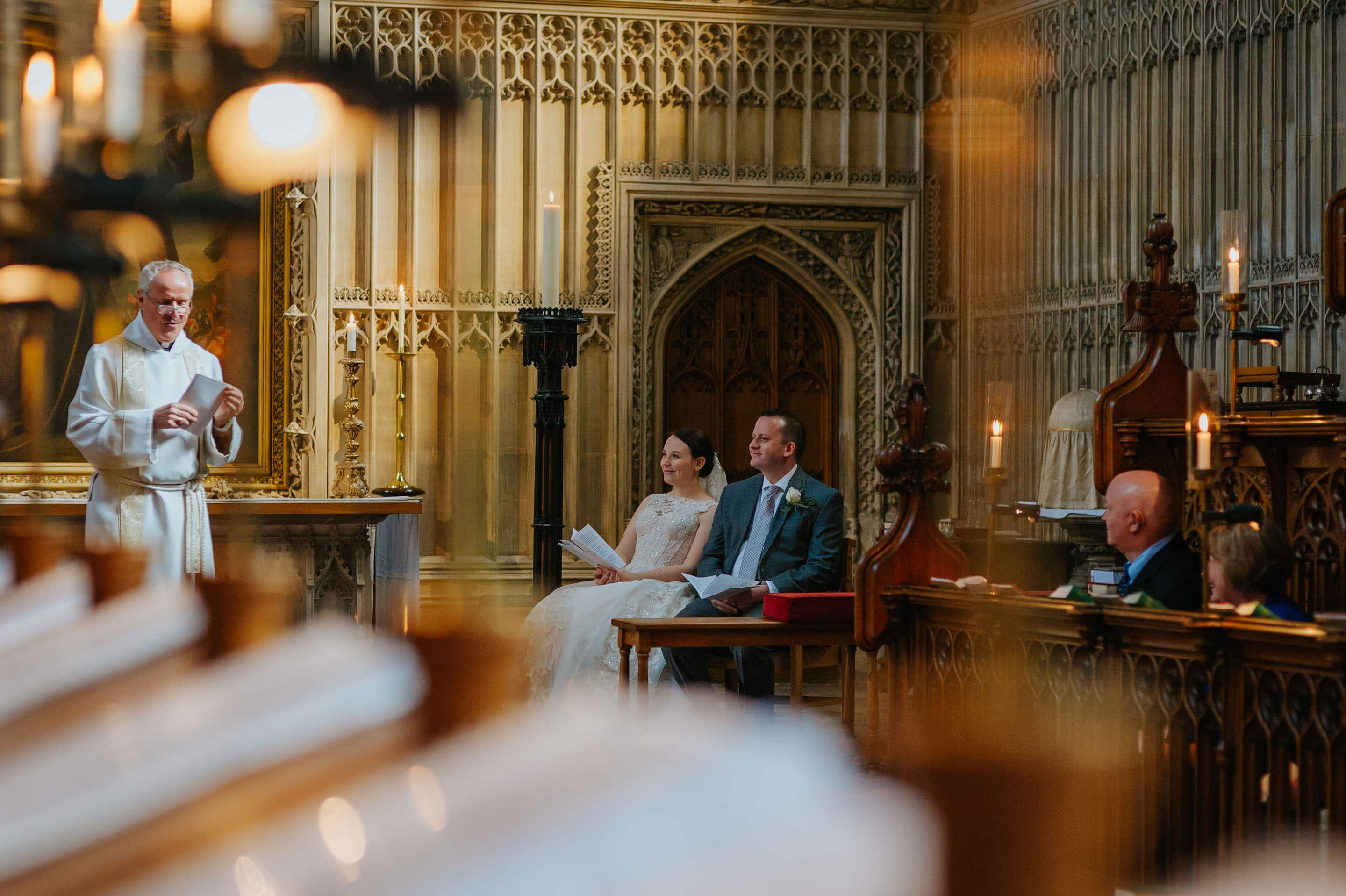 wedding at magdalen college in oxford 31 - Tommie + Virginia | Wedding at Magdalen College in Oxford