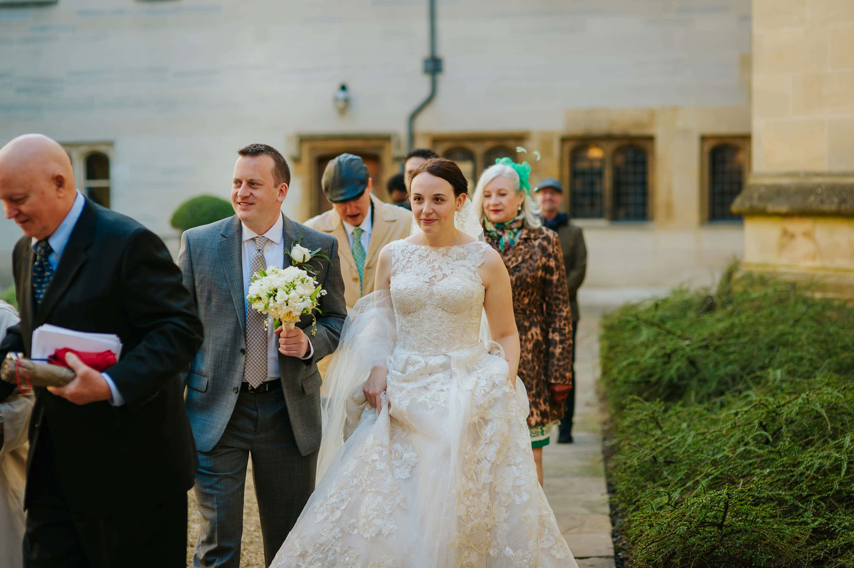 Tommie + Virginia | Wedding at Magdalen College in Oxford 30