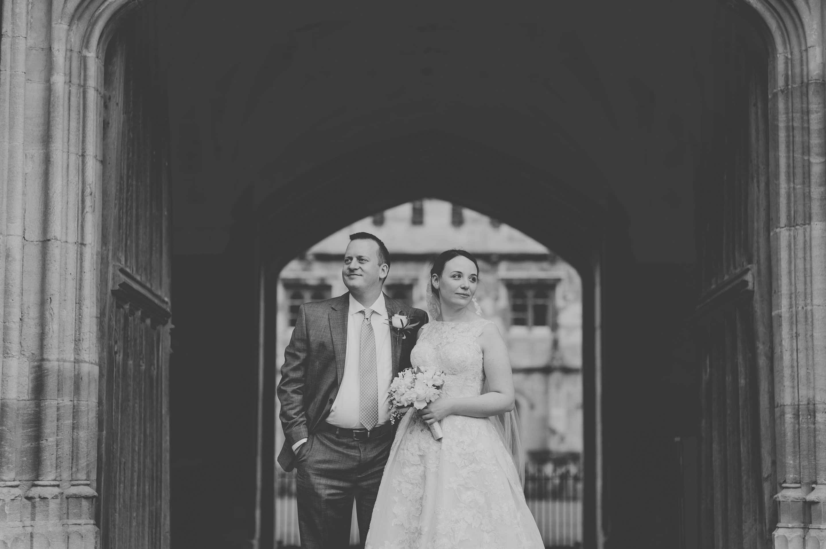 Tommie + Virginia | Wedding at Magdalen College in Oxford 26