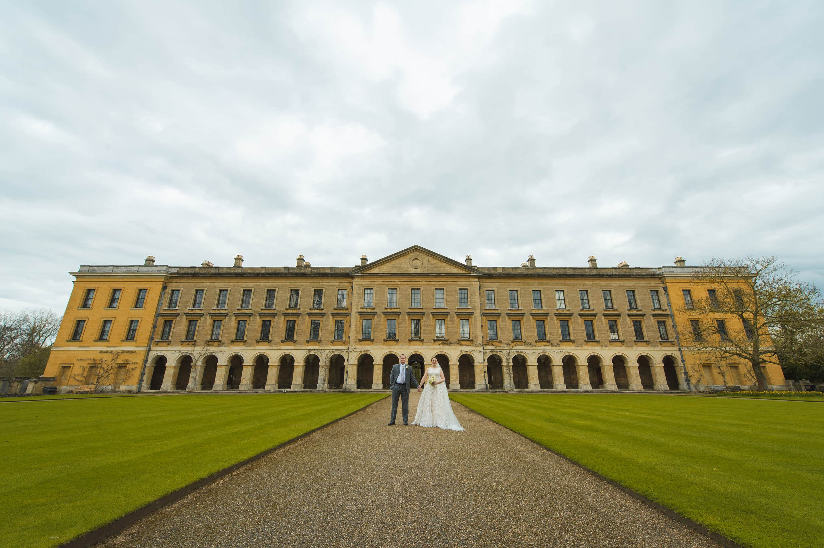 Tommie + Virginia | Wedding at Magdalen College in Oxford 22
